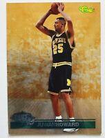 Juwan Howard Classic Image 1995 NBA Trading Card #5 College