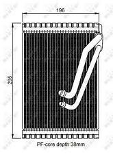 A/C Evaporator Air Conditioning Fiat Opel Alfa Romeo Abarth:PUNTO,CORSA D