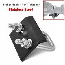 Truck Trailer Hook Hitch Tightener Stabilizer Bracket Ball Mount Clamp Device
