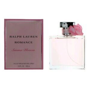 Romance Summer Blossom by Ralph Lauren, 3.4 oz EDP Spray for Women