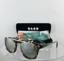 Brand New Authentic Garrett Leight Bravo Valdese Veni Vidi Vici Sunglasses 46mm