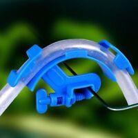 Water tube fish tank hose bracket for mounting pipe tank pipe filter bracket