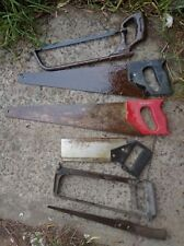 6x hand, hack and other saws Jack, other