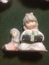 Enesco Pretty as A Picture Kim Anderson The Best Gift Is The Gift Of Friendship