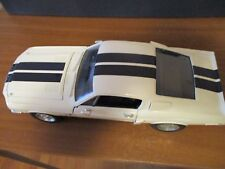 1:18 DieCast YAT MING 1968 FORD SHELBY MUSTANG GT500KR  #92168 MINT **NO BOX**