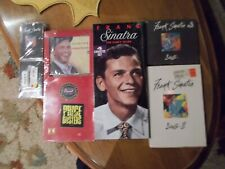 FRANK SINATRA Collectors Series 80th Concert Duets II The Early Years CD Cassett