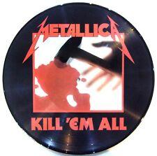 METALLICA VINYL LP - KILL 'EM ALL - PICTURE DISC