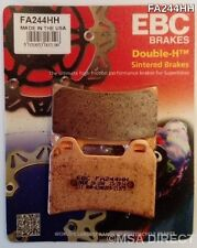 EBC Sintered FRONT Disc Brake Pads (1 Set) Fits URAL with Sidecar (2011 to 2012)