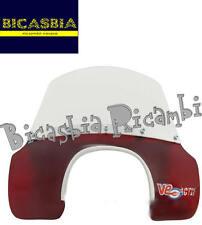 8740 - CUPOLINO ROSSO VESPA 125 GT - 150 SPRINT  GL - 180 SS