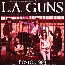L.A. Guns - Boston 1989 [New Vinyl] Blue, Red