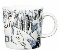 Moomin Snowhorse Mug Winter 2016 Arabia Discontinued