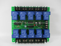 1pc 30A *10 channel power sequence board power time sequencer HIFI KTV Audio
