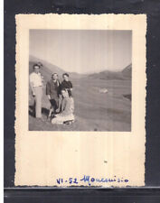 Fotografia Foto Moncenisio Panorama 1952 KK2046