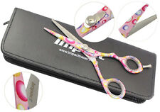 "NEW 5.5"" Pink IMPACT Professional Hairdressing Scissors Barber Salon"