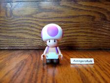 K'NEX Nintendo Super Mario Bros Mystery Series 10 Purple Toad
