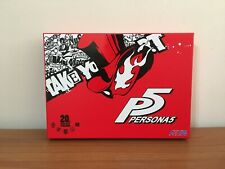 PERSONA 5 Collector's Edition PlayStation 4 Ps4 Atlus Limited Giapponese Jap Jp