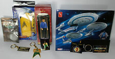 STAR TREK THE ORIGINAL SERIES : PINS, KEY RINGS, IPHONE 5 CASE, KIT, FIGURE (TK)