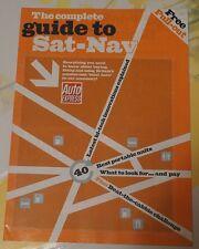 2000s 2006 / 2007 Auto Express Sat Nav Guide Supplement