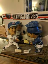 LA Dodgers Kenley Jansen Double Bobblehead Inland Empire 66ers Angels MiLB