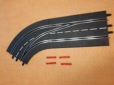Carrera Digital 124 / 132 Kurvenweiche Links Außen nach Innen 30363