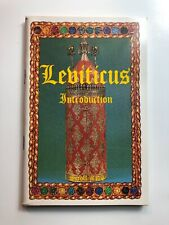 """New listing Dr Malachi Z York- """"Leviticus� Introduction"""