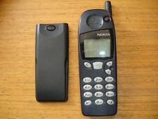 NOKIA 5110 MOBILE PHONE LOVELY RETRO PHONE (UNLOCKED) & UK STYLE ADAPTOR