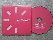 CD-NOVA TUNES 1.7-16 TRACK-K OS-FANGA-KIT THOMAS-THE DO-RADIOHEAD-MORIARTY-/////