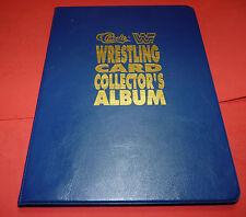 Vtg Wrestling Super Star Ultimate Warrior WCW RAW WWF Trading Cards Hulk Hogan