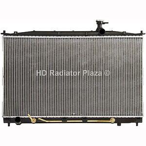 Radiator For 07-09 Hyundai Santa Fe SUV V6 2.7L 3.3L 1 Row HY3010157 HY3010161