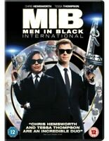 Men In Black: International DVD New & Sealed