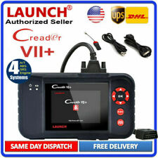 LAUNCH X431 VII+ OBD2 Diagnostic Tool Auto Scanner Engine Transmission ABS SRS