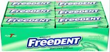 Freedent Peppermint Gum, 15-Stick Plen-T-Paks (Pack of 12)