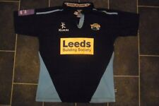 Leeds Tykes Rugby Union Ladies Away Shirt Size 14 2005/2006 Season Must L@K!