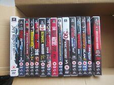 Joblot WWE/Wrestling DVDs 35 Discs 82.5 Hours