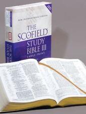 SCOFIELD STUDY BIBLE III - SCOFIELD, C. I. (EDT)/ BARRELLET, JAMES (EDT)/ ERDMAN