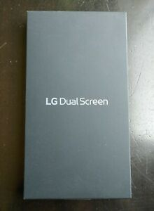 LG G8X Thinq Dual Screen Case Only (No Phone) LMV515N Brand New Factory Sealed!