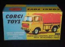 CORGI 470 Forward Control Jeep FC-150 boîte vide repro