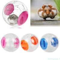 Plastic Running Toy Exercise Ball Pet Hamster Rodent Mice Gerbil Rat Play