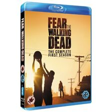 Fear the Walking Dead 5 Season DVDs & Blu-rays