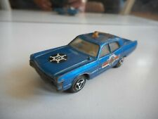 Majorette Plymouth Police #2 in Blue