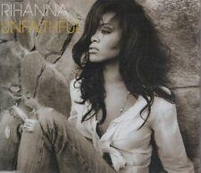RIHANNA  Unfaithful 2 TRACK CD NEW - NOT SEALED
