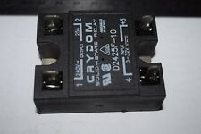 CRYDOM D2425F-10 280VAC/25A, 3-32VDC In SSR Relay New Quantity-1