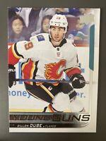 Dillon Dube Rc Rookie Upper Deck Young Guns 2018-19 Calgary Flames 207! Rare