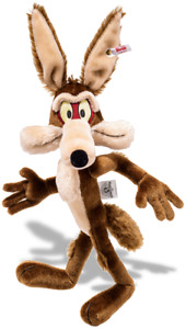 Steiff 355035 Warner Brothers Wile E Coyote Limited Edition
