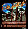 Vtg Dale Earnhardt T-Shirt 6 Time Winston Cup Champion Intimidator 3 Nascar 1993