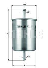KNECHT Kraftstofffilter KL 2 Leitungsfilter für PASSAT VW GOLF AUDI A6 A4 POLO 3