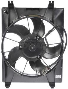 Engine Cooling Fan Assembly Left Dorman fits 07-12 Hyundai Veracruz 3.8L-V6