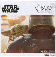 Star Wars Mandalorian The Child Baby Yoda 500 Piece Jigsaw Puzzle - New & Sealed