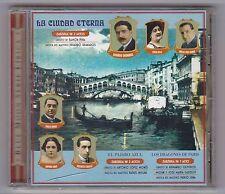 La Ciudad Eterna, El Pajaro Azul, Los Dragones de Paris CD – rare zarzuela