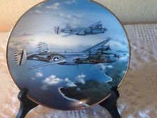 HC Collector Plates: Fighter Planes (The Dragon and His Tail)